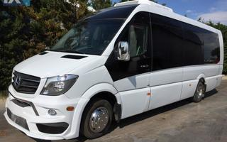 Mercedes-Benz  NEW SPRINTER 519 CDi 24ρι XXL  '17